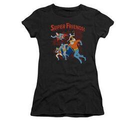 Super Friends Super Running Juniors T-Shirt
