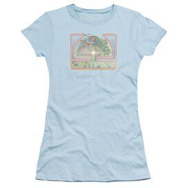 Atari Classic Centipede Short Sleeve Junior Sheer Light T-Shirt