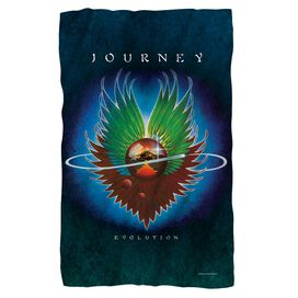 Journey Evolution Home Fleece Blanket