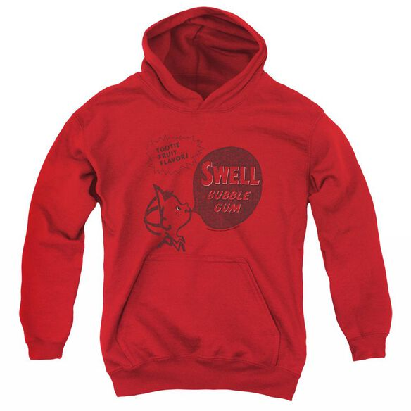 Dubble Bubble Swell Gum Youth Pull Over Hoodie