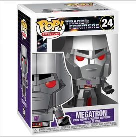 Funko Pop! Transformers: Megatron