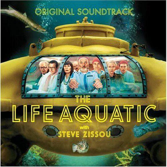 Life Aquatic With Steve Zissou / O.S.T.