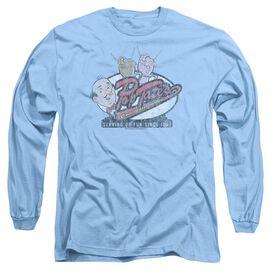 Archie Comics Pop Tates Long Sleeve Adult Carolina T-Shirt