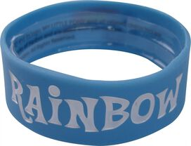My Little Pony Rainbow Dash Rubber Wristband