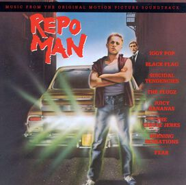 Original Soundtrack - Repo Man