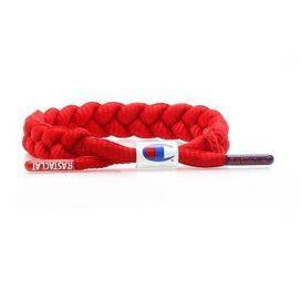 Rastaclat Braided Bracelet [Champion Red]