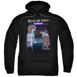 Regular Show Rs The Movie Adult Pull Over Hoodie