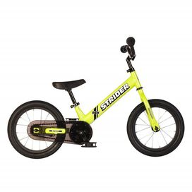 Strider - 14x 2-in-1 Balance to Pedal Bike Kit [Green]