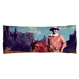 John Wayne Joe P Monument Man Microfiber Body