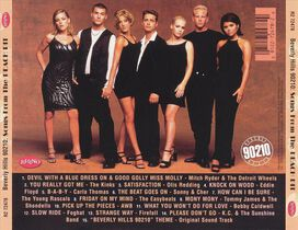 Original TV Soundtrack - Beverly Hills 90210: Songs from the Peach Pit