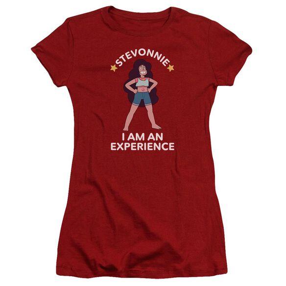 Steven Universe Stevonnie Hbo Short Sleeve Junior Sheer T-Shirt