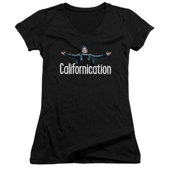 Californication Outstretched Junior V Neck T-Shirt