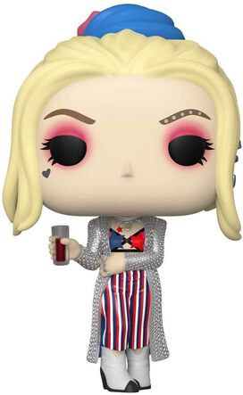 Funko Pop!: Birds of Prey - Harley Quinn [Black Mask Club]