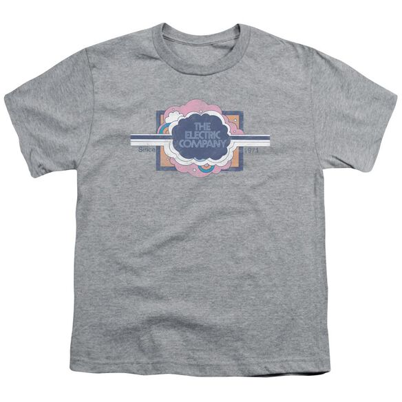 Electric Company Since 1971 Short Sleeve Youth Athletic T-Shirt