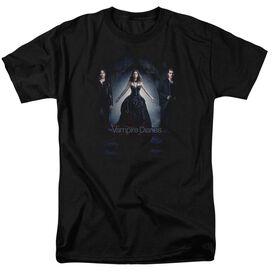 Vampire Diaries Bring It On Short Sleeve Adult T-Shirt