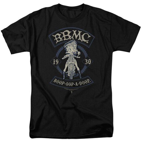 Betty Boop B.B.M.C. Short Sleeve Adult T-Shirt