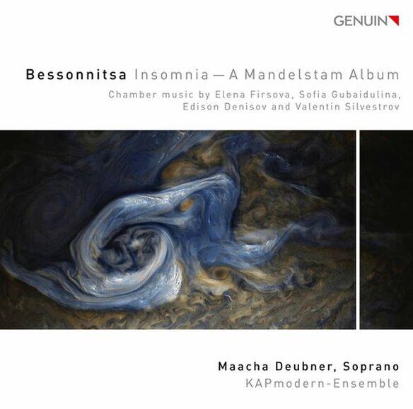 Denissov/ Deubner/ Kapmodern-Ensemble - Biessonnitza Insomnia