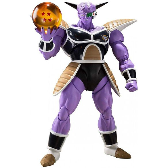 Dragon Ball: Captain Ginyu, Bandai S.H. Figuarts