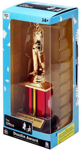 The Office Dundie Award