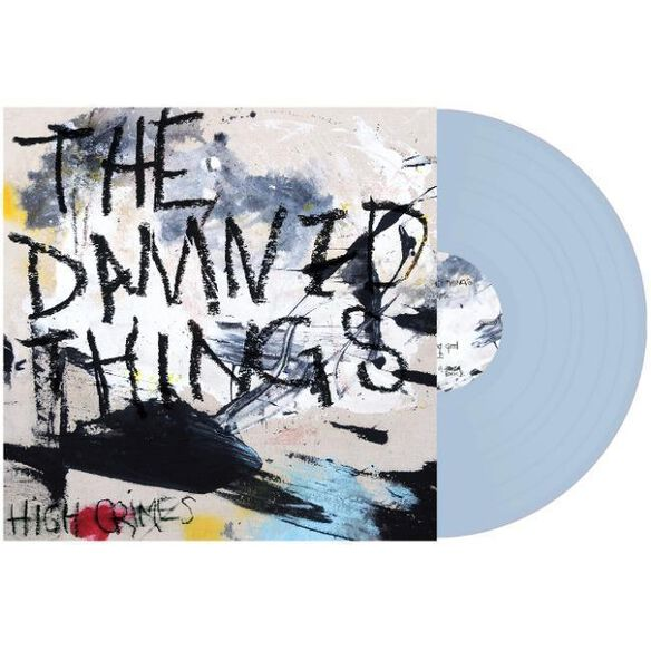 The Damned Things - High Crimes [Exclusive Baby Blue Vinyl]
