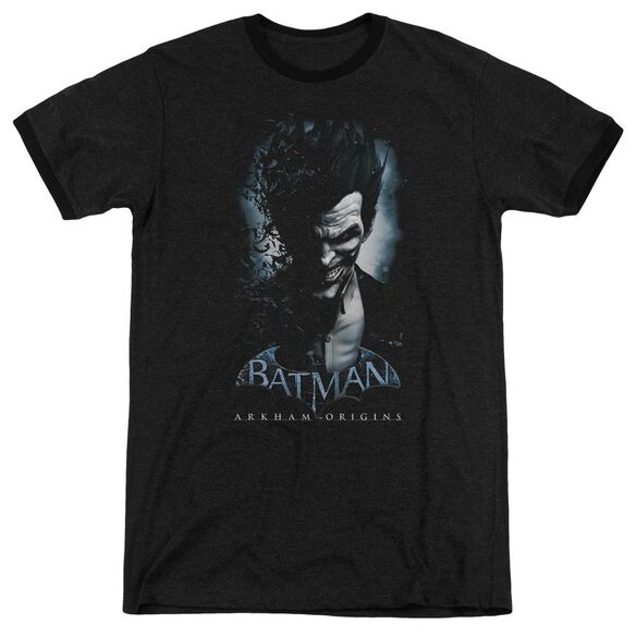 Batman Arkham Origins Joker Adult Heather Ringer