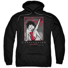 Betty Boop Captivating Adult Pull Over Hoodie