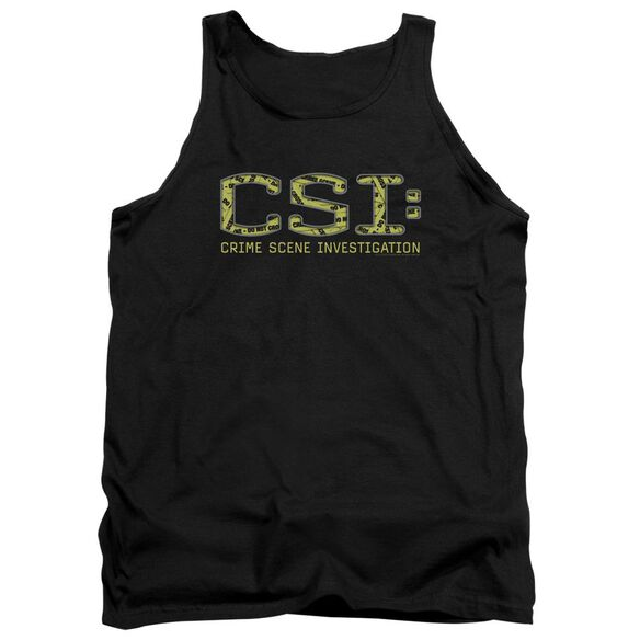 Csi Collage Logo Adult Tank