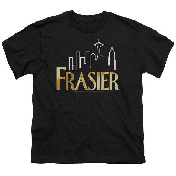 Frasier Frasier Logo Short Sleeve Youth T-Shirt