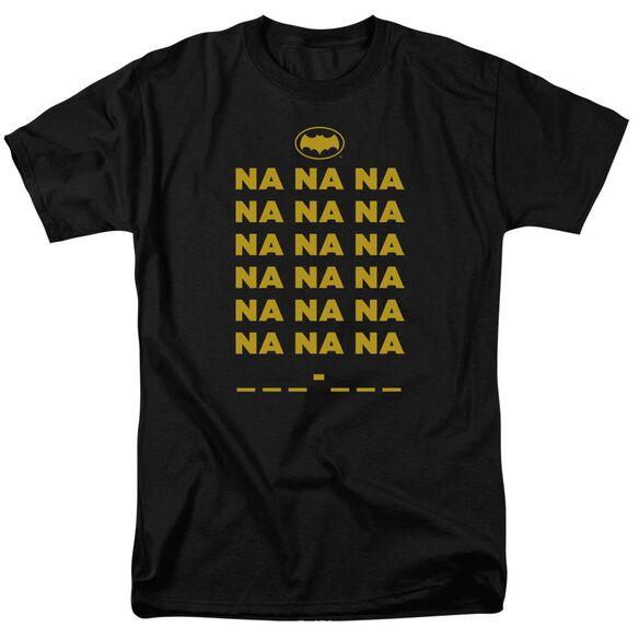 Batman Classic Tv Na Na Na Short Sleeve Adult T-Shirt