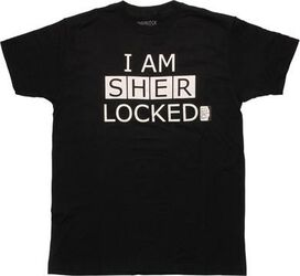 Sherlock I Am Sher Locked T-Shirt