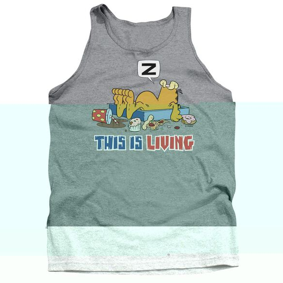 Garfield This Is Living - Adult Tank -