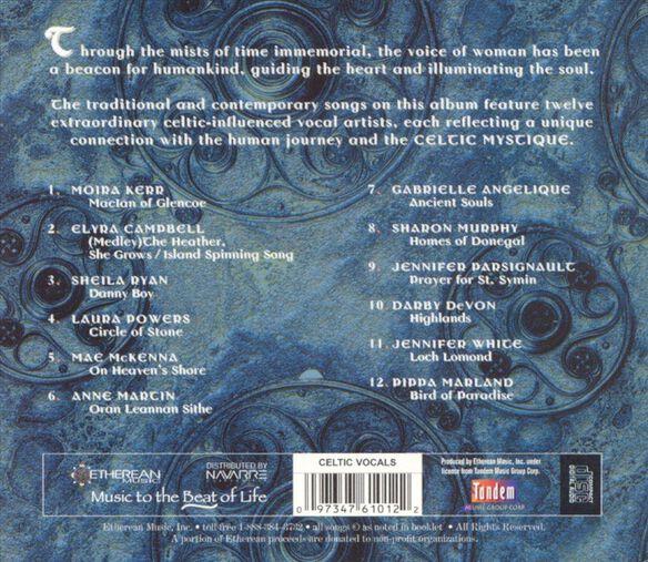 Celtic Mystique: Women Of