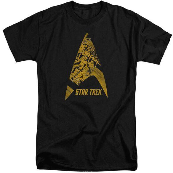 Star Trek Delta Crew Short Sleeve Adult Tall T-Shirt