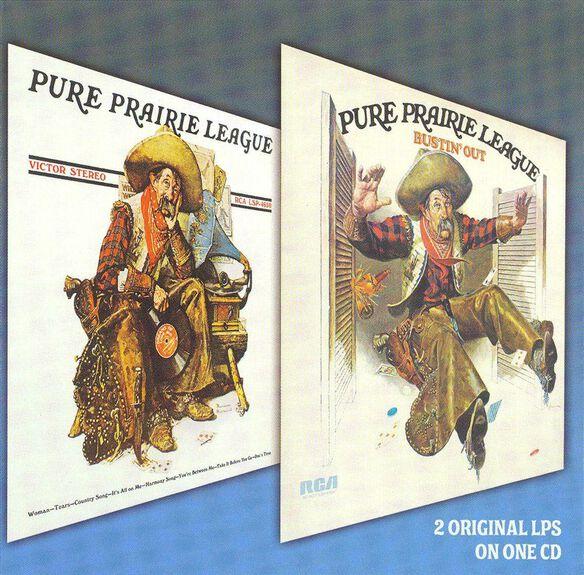 Pure Prairie League/Busti