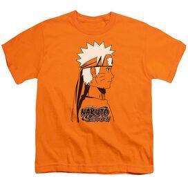 Naruto Shippuden Naruto Distressed Short Sleeve Youth T-Shirt