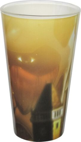 Attack on Titan Colossal Titan Face Pint Glass