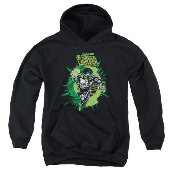 Green Lantern Rayner Cover Youth Pull Over Hoodie