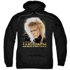 Labyrinth Jareth Adult Pull Over Hoodie