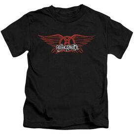 Aerosmith Winged Logo Short Sleeve Juvenile T-Shirt