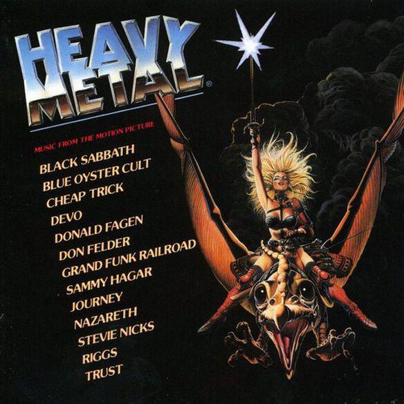 Various Artists - Heavy Metal (Original Soundtrack)