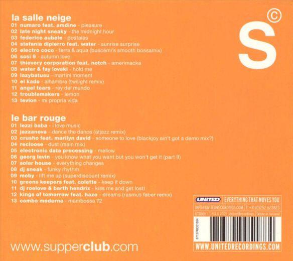 Supperclub: One World 9