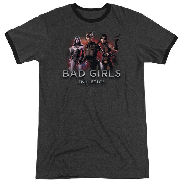 Injustice Gods Among Us Bad Girls Adult Heather Ringer Charcoal