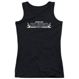 Bleach Logo Juniors Tank Top