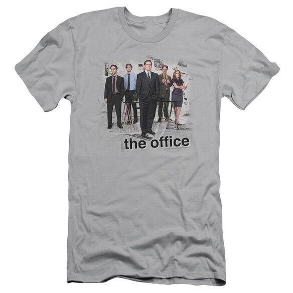 The Office Cast Short Sleeve Adult T-Shirt