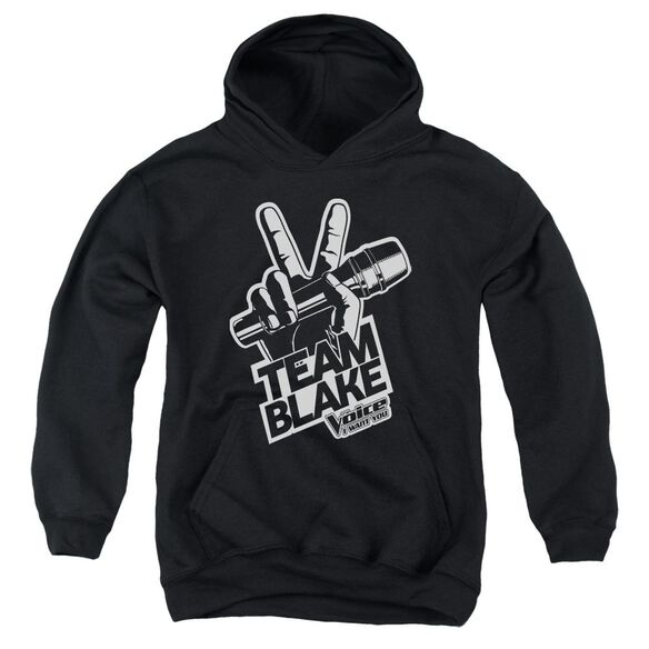 The Voice Blake Logo Youth Pull Over Hoodie