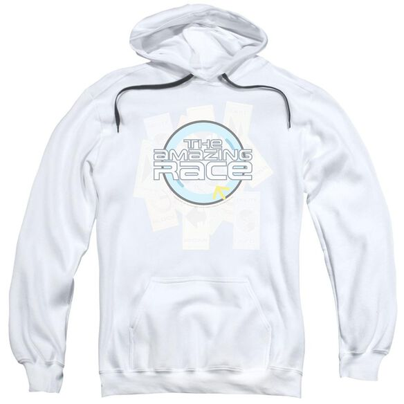 Amazing Race The Race Adult Pull Over Hoodie