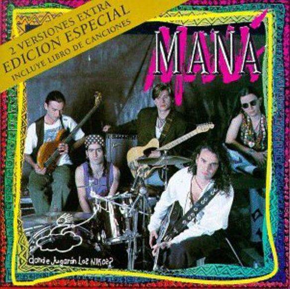 Donde Jugaran Los Ninos (New Edition)