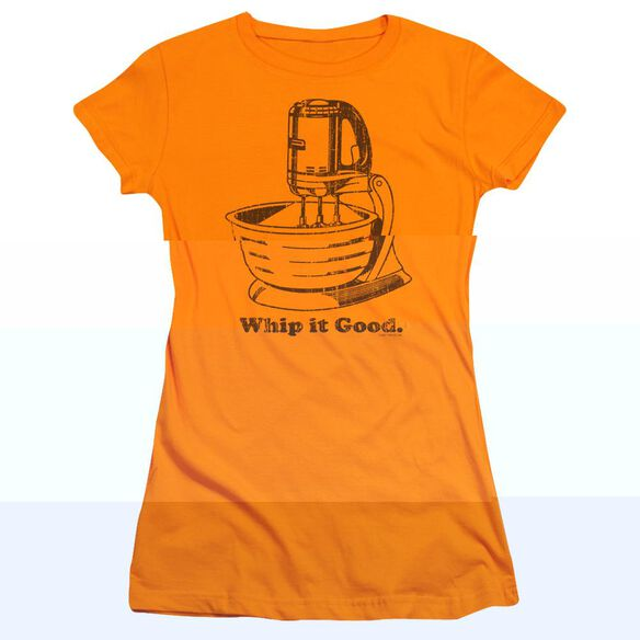 WHIP IT GOOD- T-Shirt
