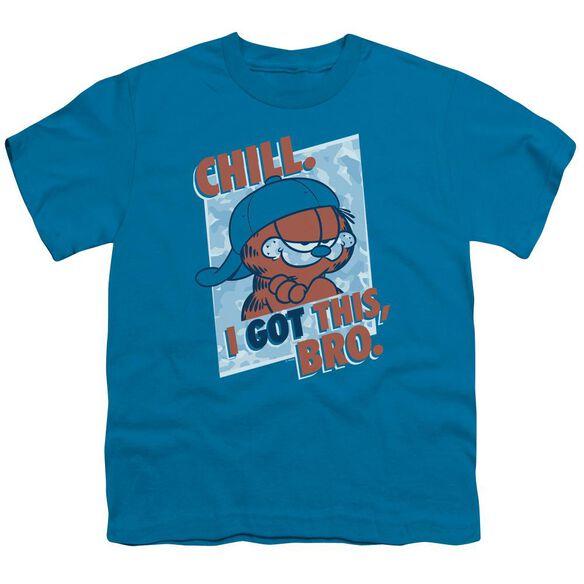 Garfield I Got This Bro Short Sleeve Youth T-Shirt