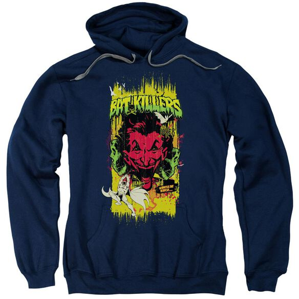 Batman Bat Killers Adult Pull Over Hoodie